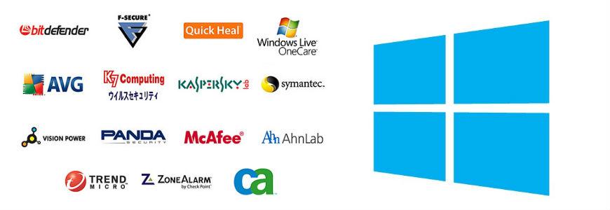 Antivirus gratis windows 8, 8.1 e seven.
