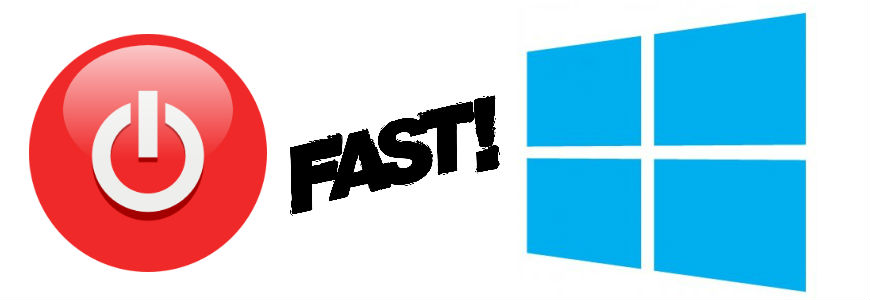 Come spegnere Windows 8 con un click.