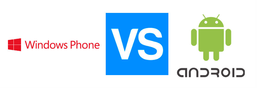 Windows Phone vs Android. Quale il migliore.