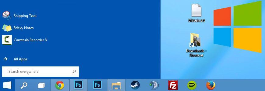 Windows 10 vs Windows 8.1. Tutte le nuove funzioni.