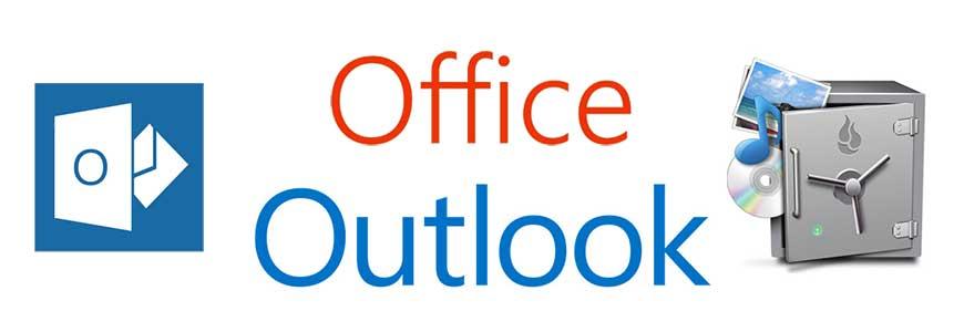 Backup Mircrosoft Outlook