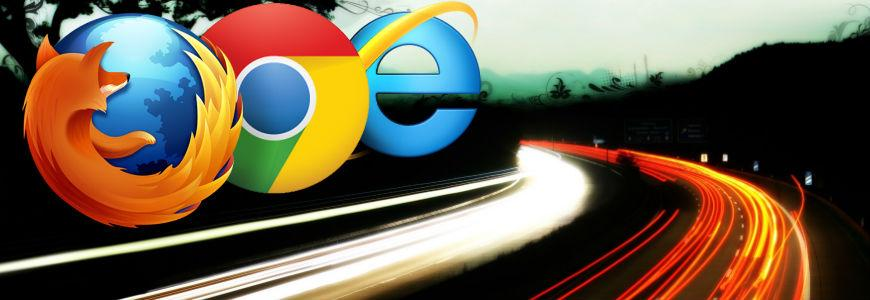 Browser piu veloce 2015: Chrome vs Firefox vs Internet Explorer.
