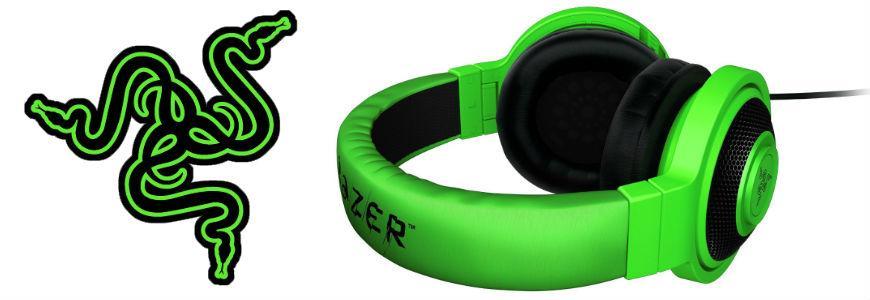 Cuffie Razer Kraken Pro