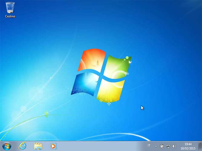Descktop Windows 7