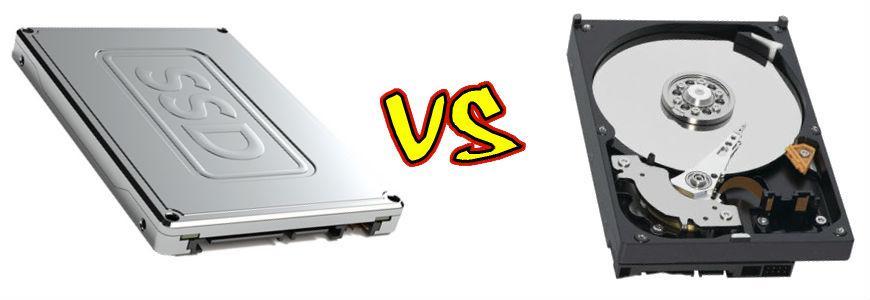 Differenza tra SSD e HDD