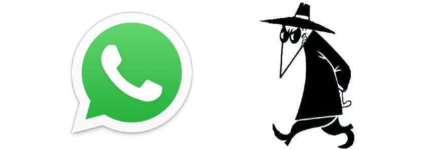 Spiare conversazioni WhatsApp nel 2015.