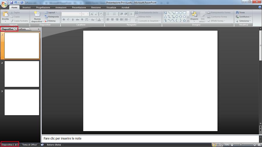 Temi PowerPoint per Microsoft Office.