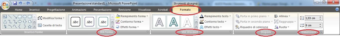 scritte animate powerpoint