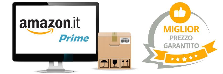 miglior prezzo su Amazon
