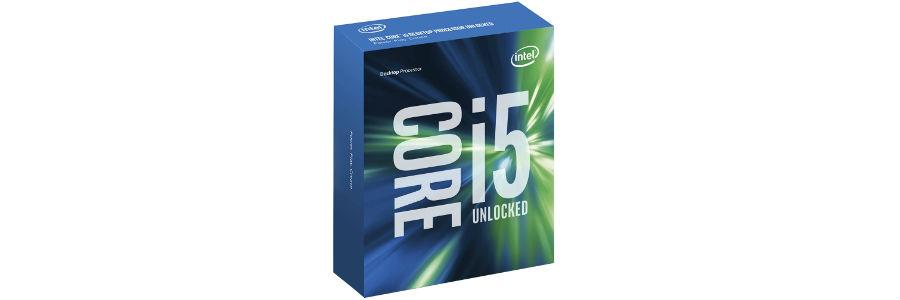 i5 6600k intel
