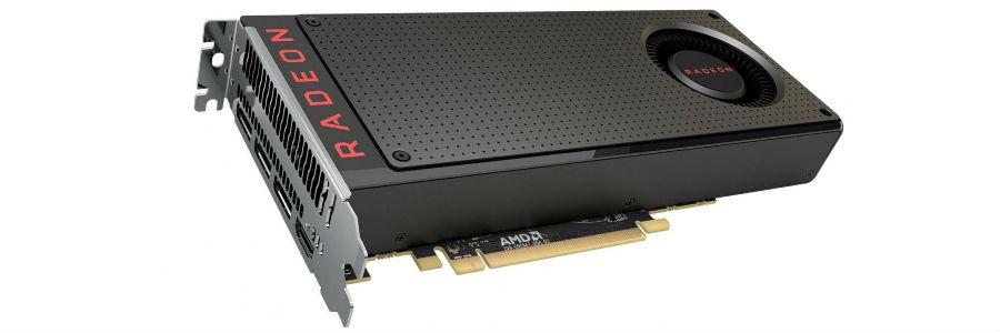 ATI rx 480 AMD