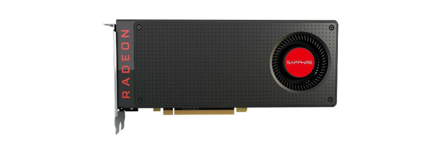 Amd RX 480 8 GB Scheda Video