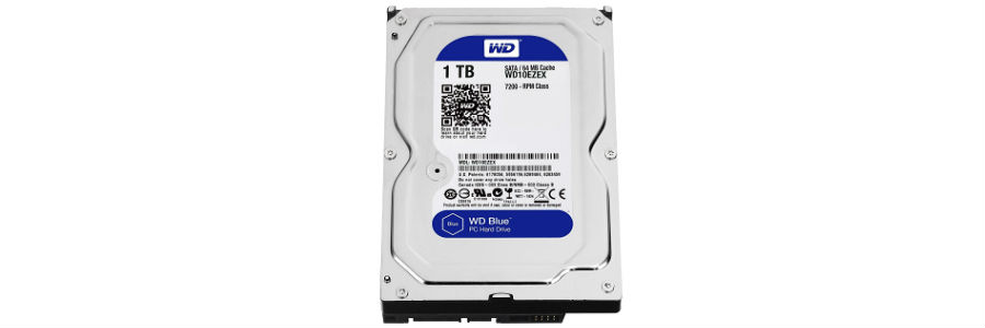 WESTERN DIGITAL CAVIAR BLUE 1 TB