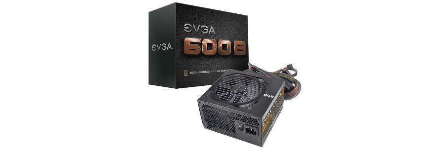 alimentatore EVGA 600B